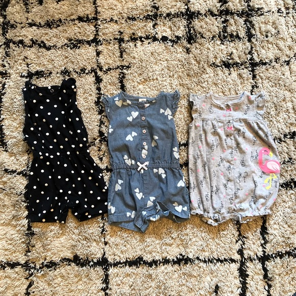Carter's Other - Girls rompers